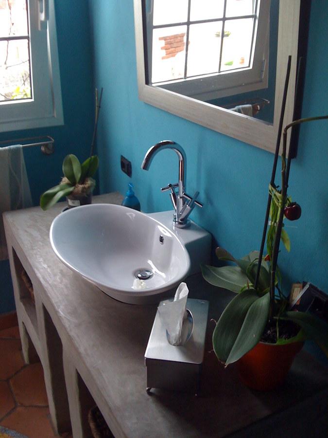 Foto lavabo de obra de tabuteide 234195 habitissimo for Lavabos de obra