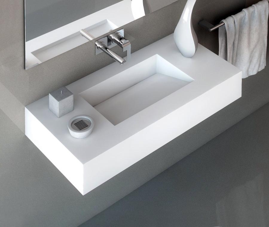 Foto lavabo silestone de m rmoles premi 423820 - Marmoles en valladolid ...