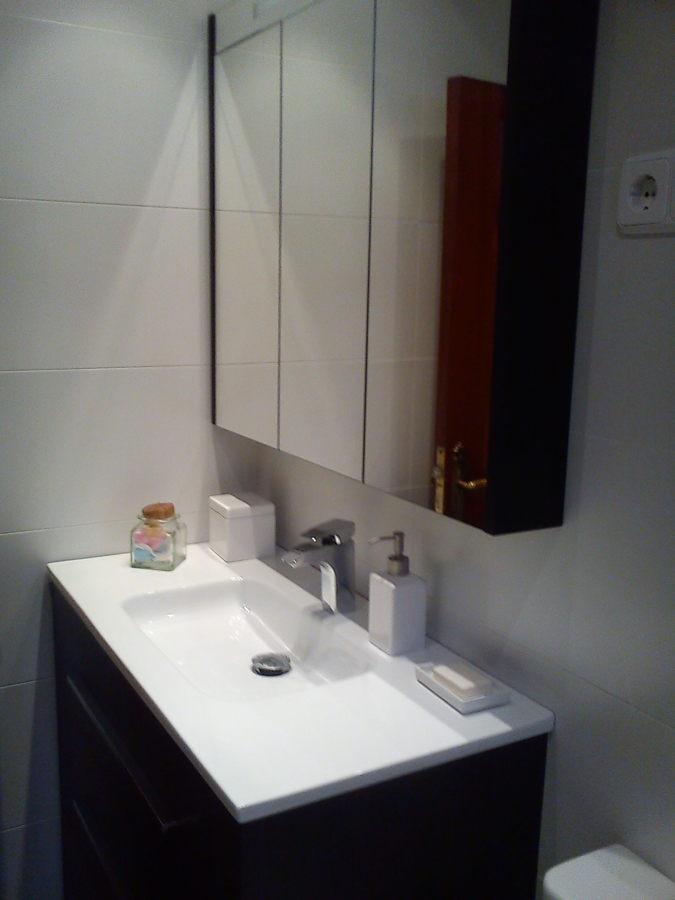 Foto lavabo de reformas garcen s l 654339 habitissimo for Reforma lavabo precio