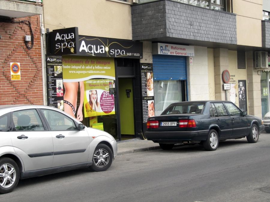 Foto licencia de apertura spa de tema ingenieria y - Licencia apertura local madrid ...