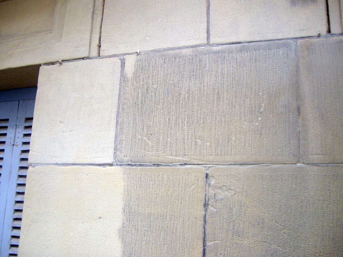 Limpieza de fachadas y piedras de todo tipo