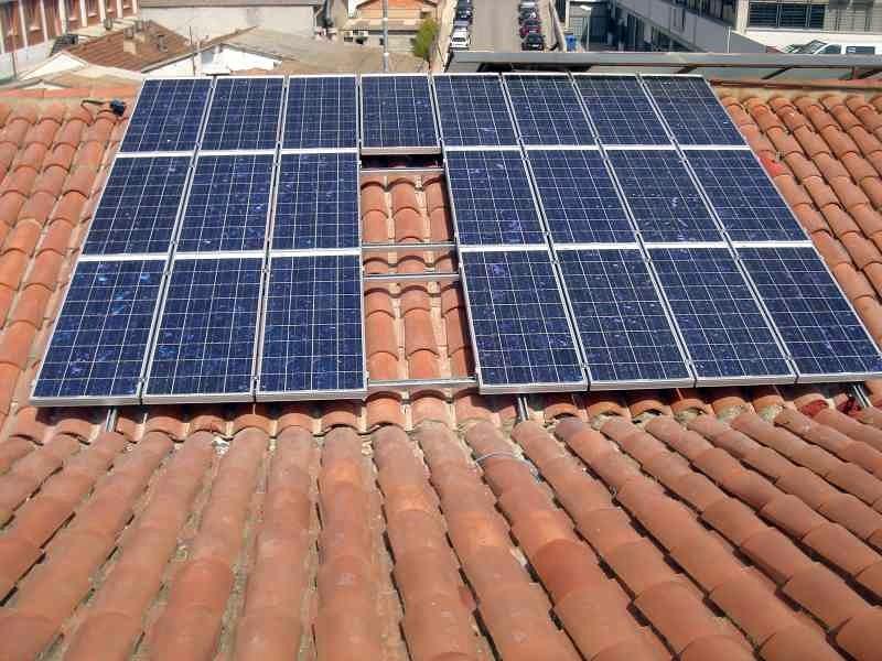Limpieza de Paneles solares en Malaga