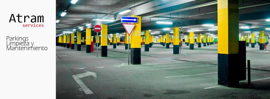 Limpieza de Parking