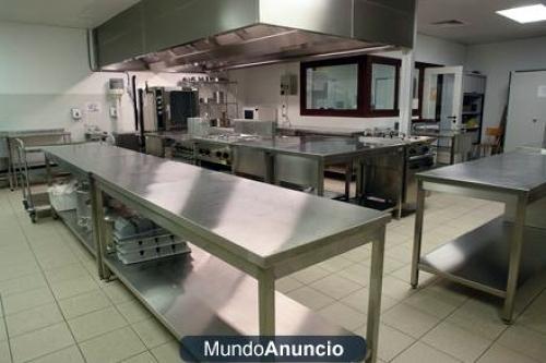 Limpieza Integral de Cocinas
