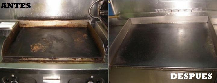 Limpieza y Restauración de Cocinas