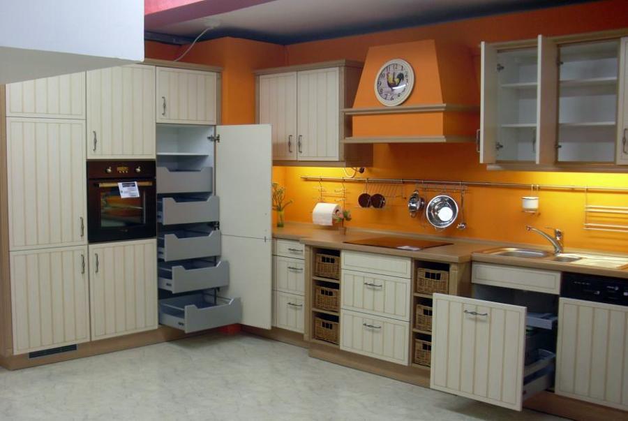 Foto liquidacion al 60 dto mobiliario horno for Muebles baratos murcia liquidacion