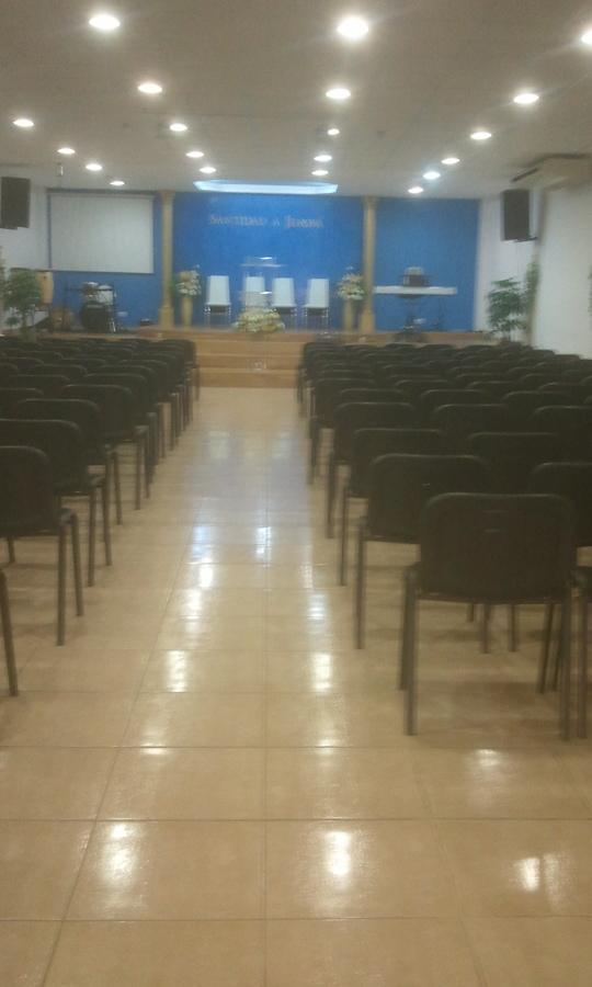 local para iglesia