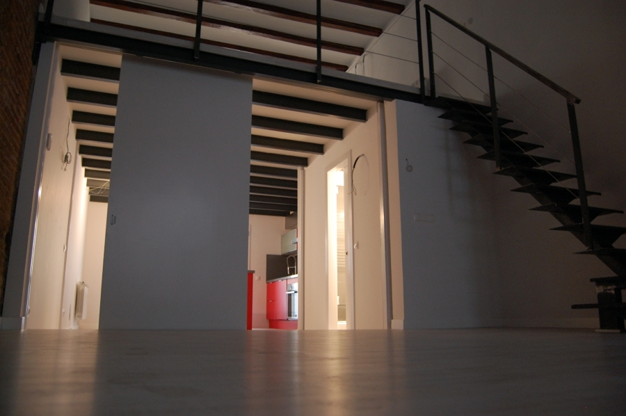Loft en Gracia