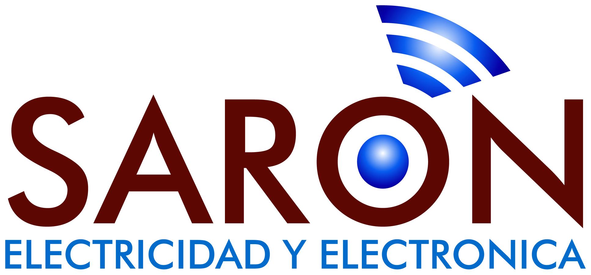 Foto logo empresa de electricidad y electronica saron for Empresas de electricidad en sevilla