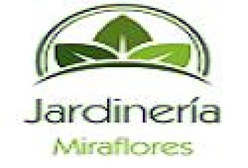 Foto logotipo de jardiner a miraflores 231745 habitissimo for Jardineria huelva