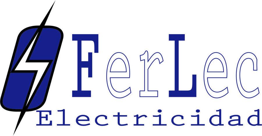 Foto logotipo de electricidad ferlec 314539 habitissimo for Empresas de electricidad en sevilla