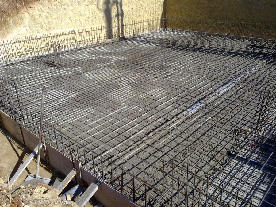 Foto: Losa de Cimentaciu00f3n Vivienda de Goditec Construcciones Y ...