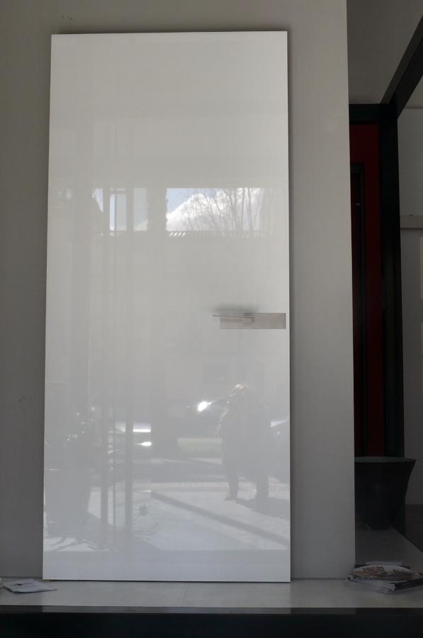 Lualdi porte blanco laca brillo