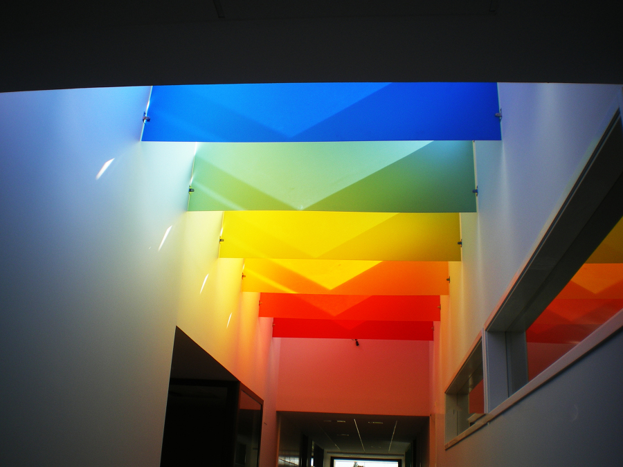 Lucernario de diseño