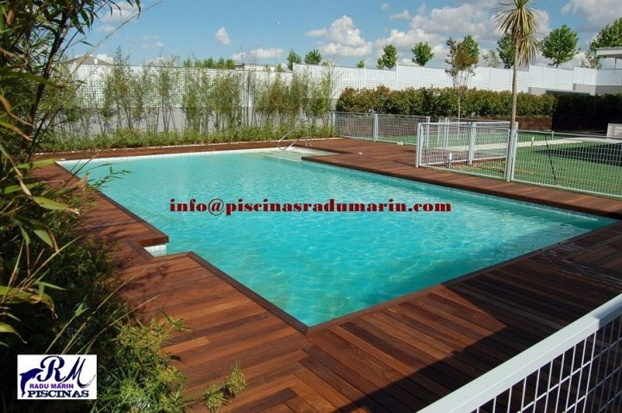 Foto madera ipe de radu marin piscinas s l 467963 - Madera ipe precio ...