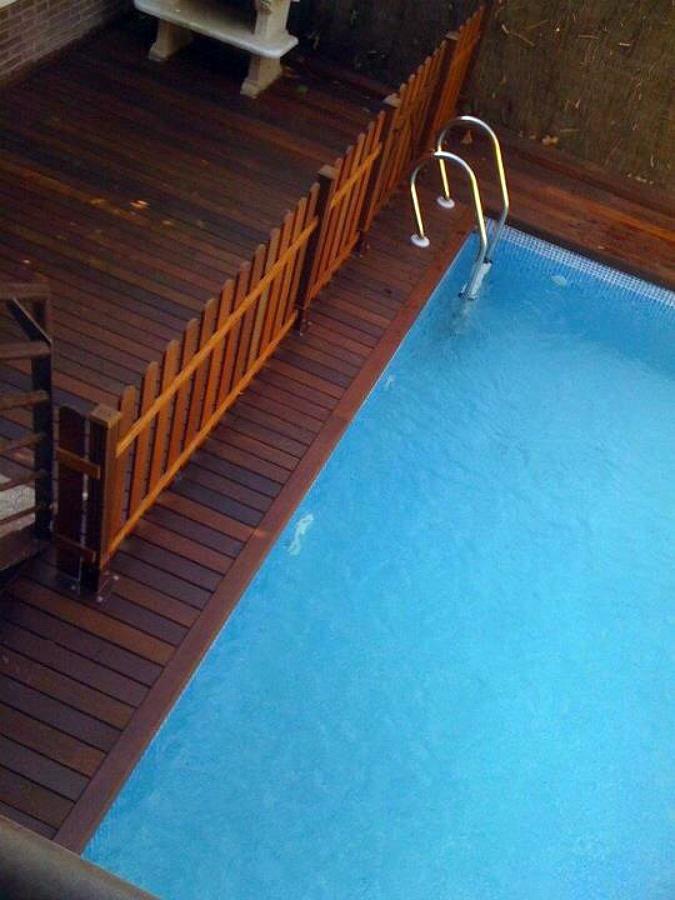 Foto madera ipe de radu marin piscinas s l 467984 - Madera ipe precio ...