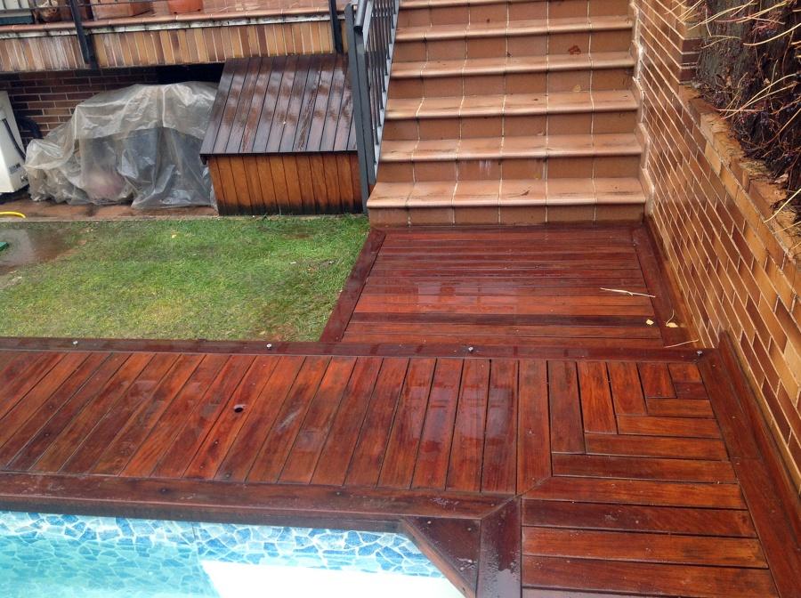 Foto madera ipe de radu marin piscinas s l 467992 - Madera ipe precio ...