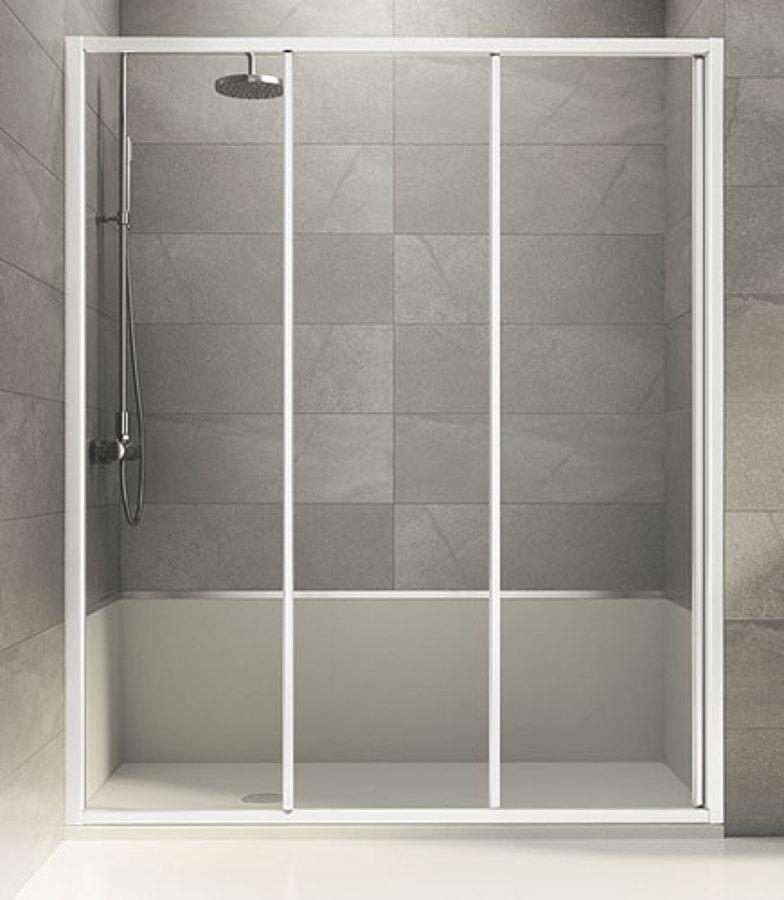 Foto mamparas de ba era y ducha profiltek de proesval s l - Mamparas para duchas fotos ...