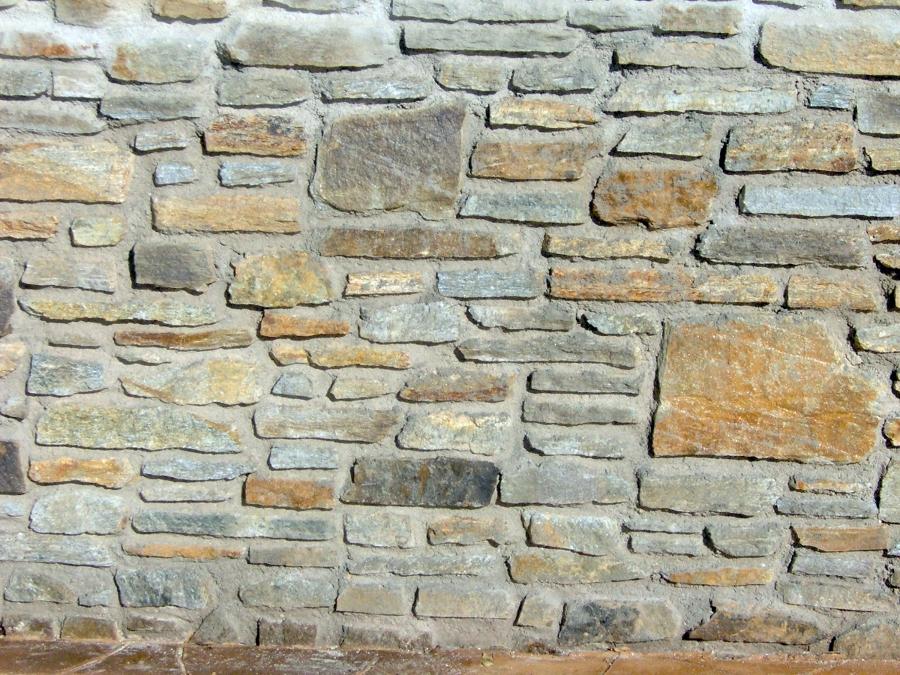 mampostería de piedra