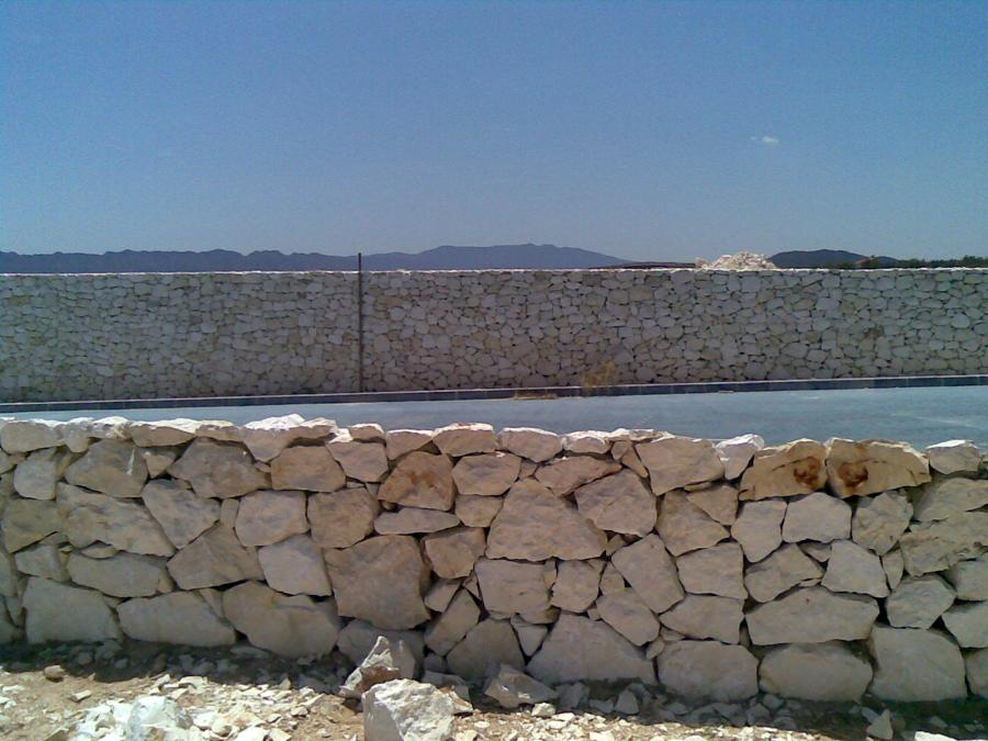 Mamposteria para muros