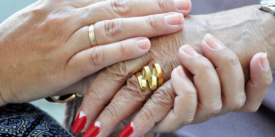 Cuidado de mayores