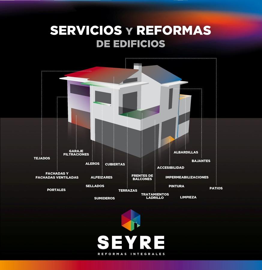 Foto mantenimiento de edificios de seyre reformas for Empresas de mantenimiento de edificios en madrid