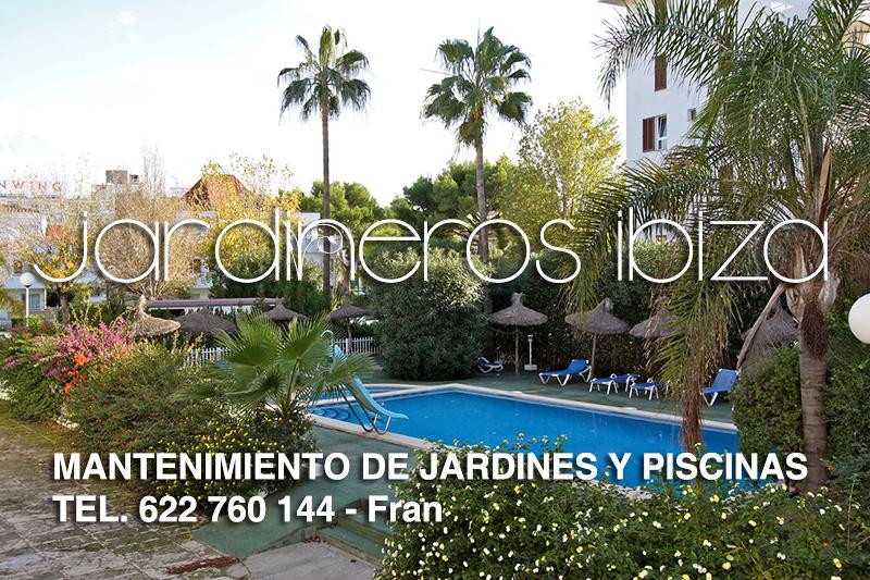Foto mantenimiento de piscinas ibiza de jardineros ibiza for Mantenimiento de piscinas