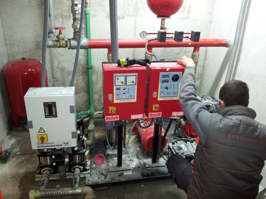 Foto mantenimiento y reparaci n de grupos de presi n de - Grupo de presion ...
