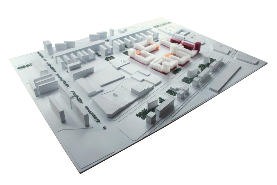 Foto maqueta urbana de fem arquitectura 678759 habitissimo - Fem arquitectura ...