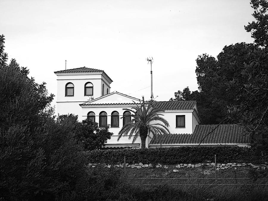 Foto masia en vespella de gai tgn de sans - Sans arquitectes ...
