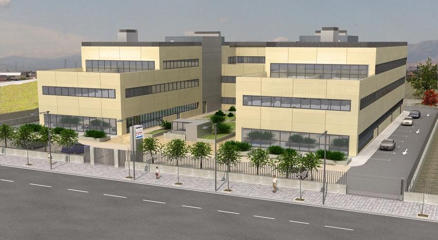 Edificio de Oficinas.