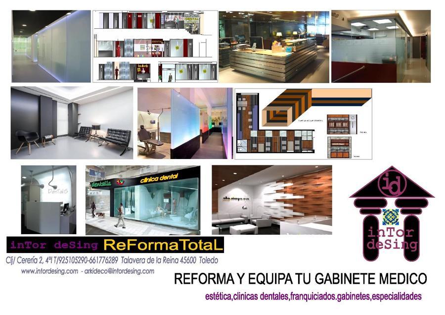 PROMOCION DE REFORMAS DE CLINICAS DENTALES