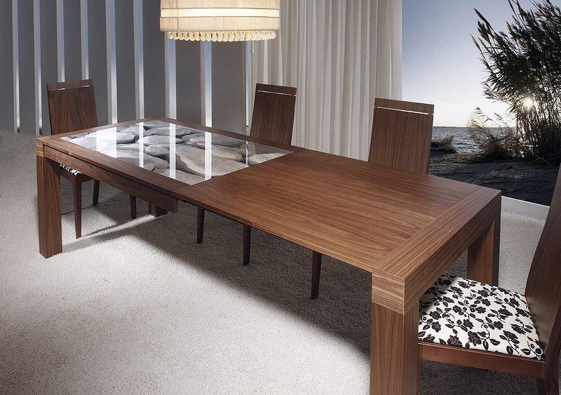 Foto mesa comedor extensible de mobles vilanova 136697 - Mesa comedor granada ...