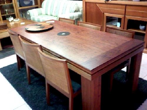 Mesa de comedor rustica segunda mano - Milanuncios barcelona muebles ...