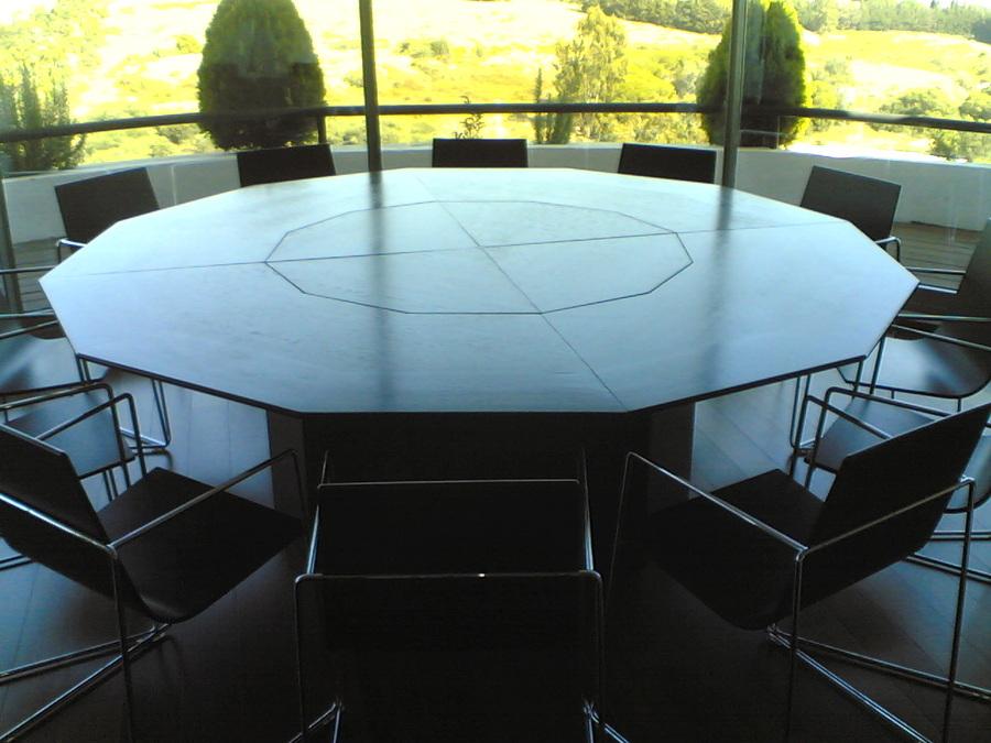 Mesa de juntas (terminada)
