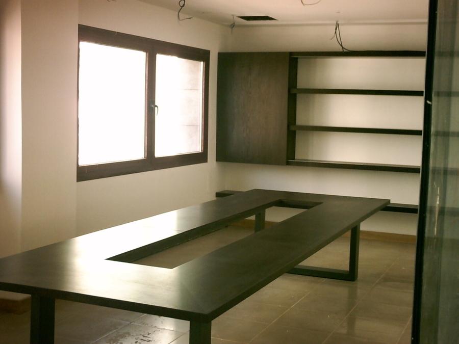Mesa de reuniones.(terminada)