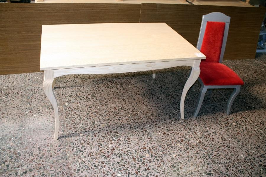 Foto mesa isabelina de muebles castellar 331449 - Muebles en crudo sevilla ...