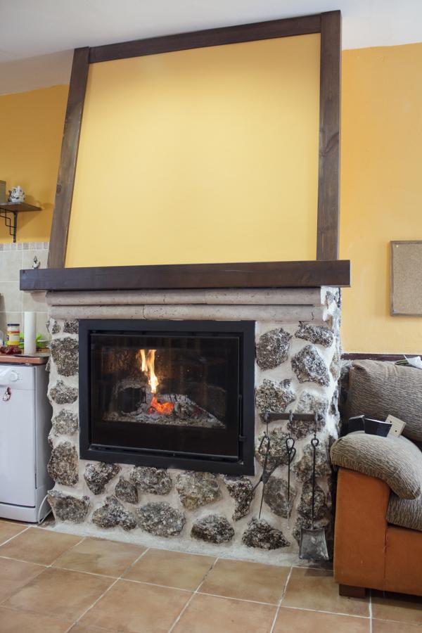 Foto chimenea cassette de calidax fireplaces 1014933 for Cassettes para chimeneas