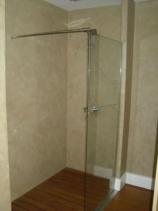 Microcemento Baños Opiniones:Foto: Microcemento Color Marfil de Reformas De Estilo #573991