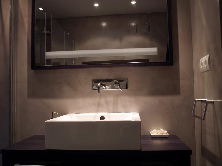 Baños Con Microcemento Fotos:Foto: Microcemento en Baño de World Cret Microcemento #222550