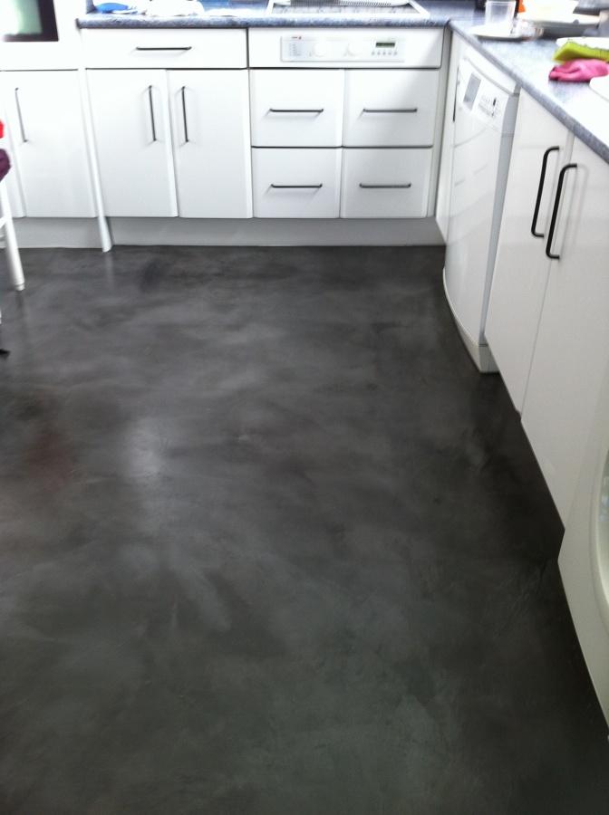 Baño Suelo Gris Oscuro ~ Dikidu.com