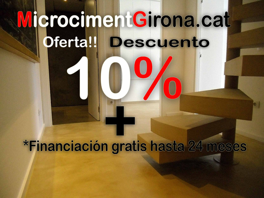 Foto microcemento precio m2 de microciment girona 140699 - Precio microcemento m2 ...