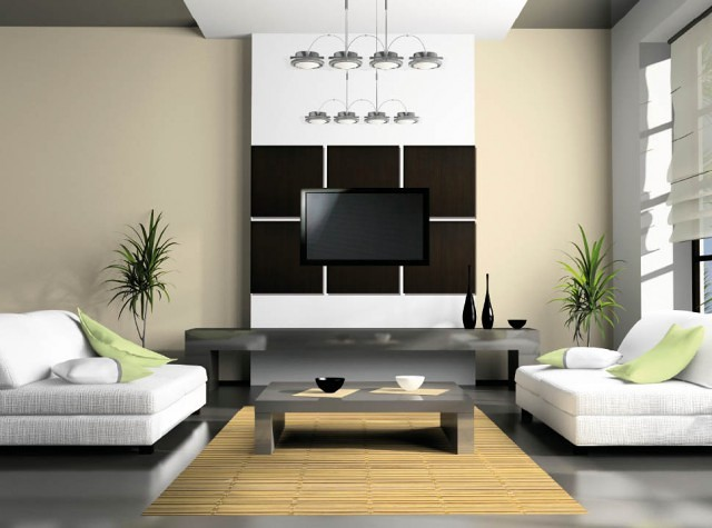 Millionaire Wall - TV (Color WENGE)