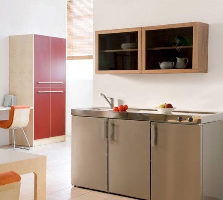 Foto mini cocina para oficina de estudio m94 cocinas e - Montar cocina ikea ...