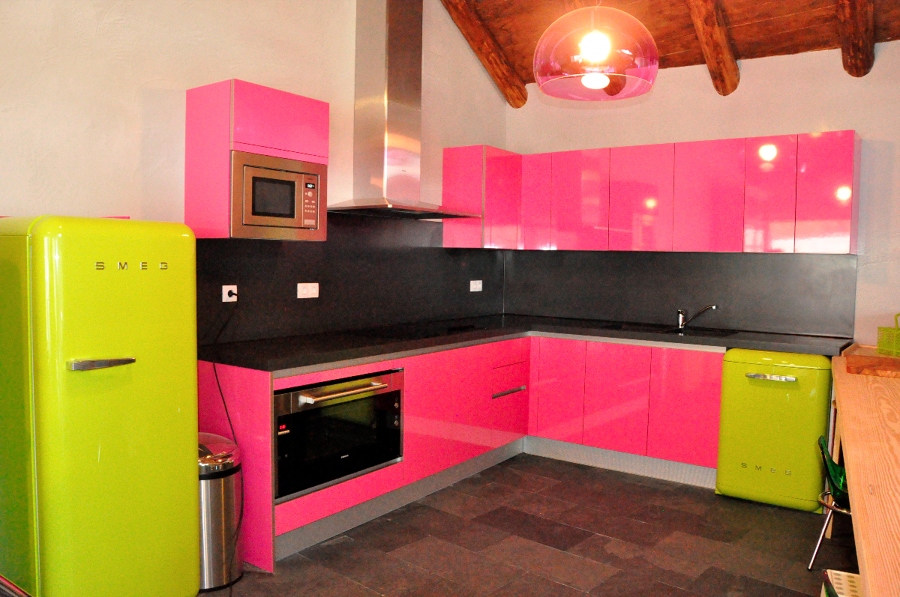 Foto mobiliario de cocina en lugo de alter orbis obras y for Mobiliario para cocina