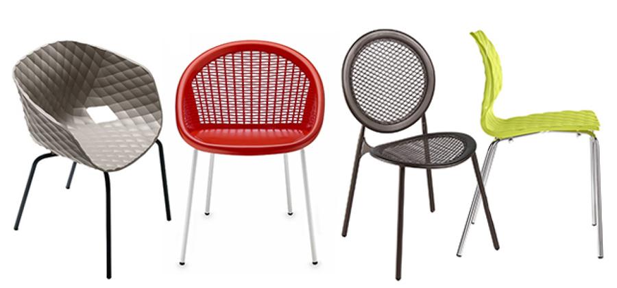 Foto sillas de hosteler a exterior para terrazas de for Sillas para terraza exterior