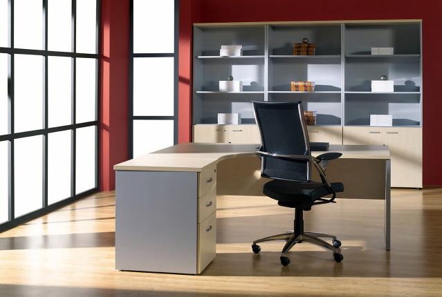 Foto mobiliario de oficina de oficinas y tabiques de for Muebles de oficina palencia