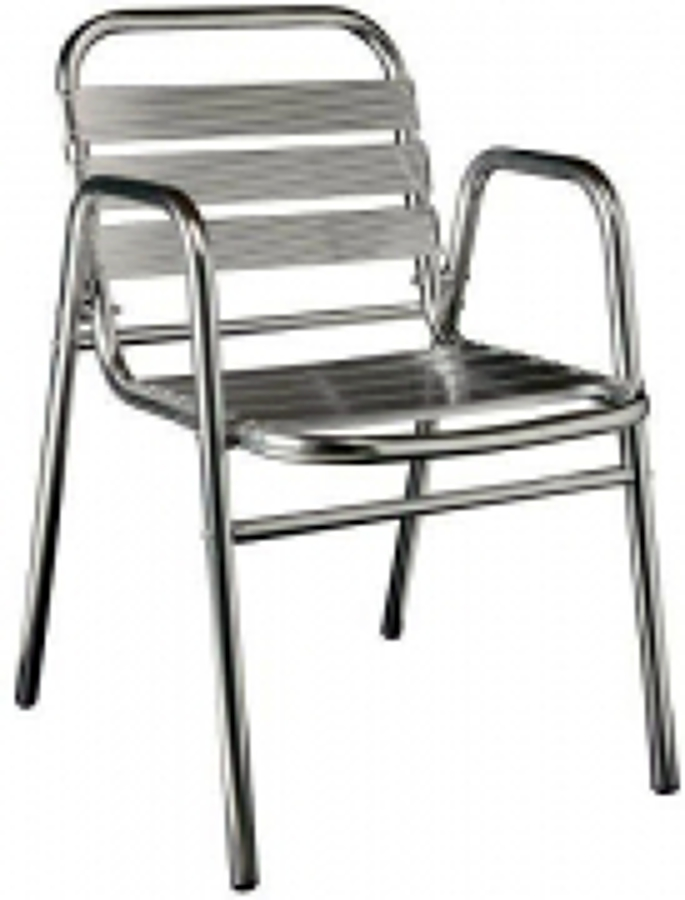 mobiliario metálico