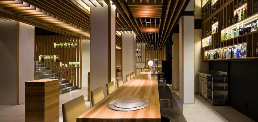 Mobiliario y decoración de restaurante en palma de Mallorca