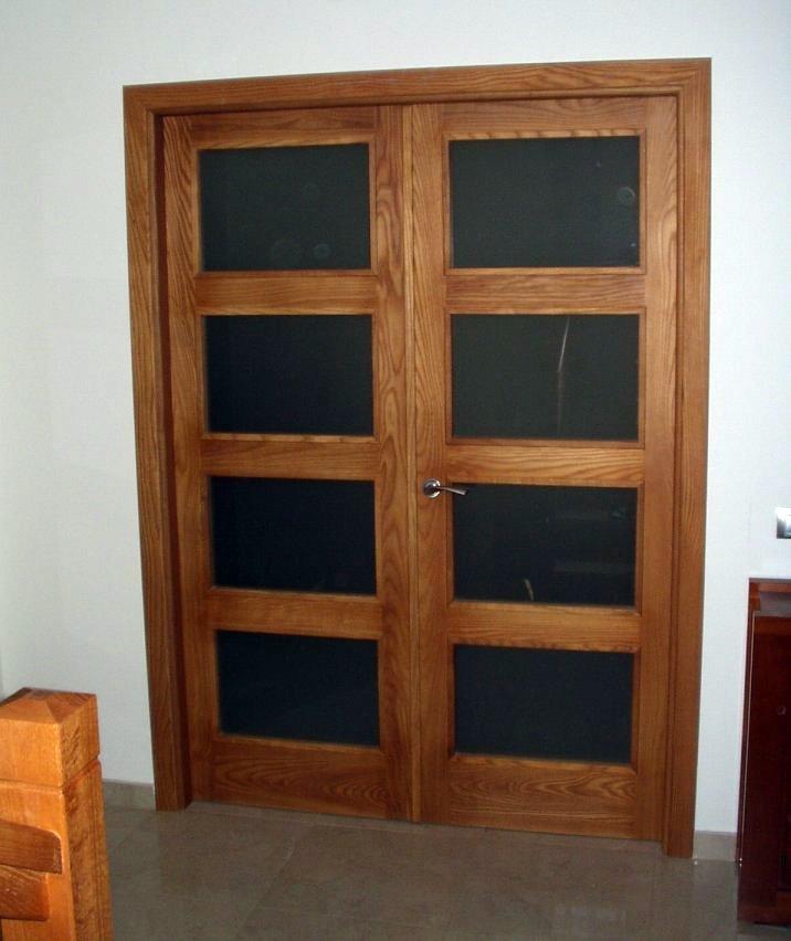 Modelo de puerta de salon